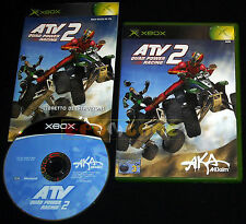 ATV 2 QUAD POWER RACING Xbox Versione Italiana ○○○○○ COMPLETO