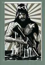 CLANDESTINO #1 RARE B & W Variant Cover + Signed Print Black Mask 1st Print NM