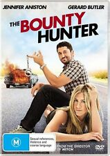The Bounty Hunter (DVD, 2010)EX RENTAL DISC ONLY CAN POST 4 DISCS FOR $1.40