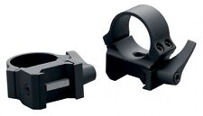 Leupold 49858 QRW Quick Release 1- inch High Riflescope Rings Matte