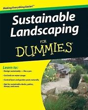 Sustainable Landscaping For Dummies by Owen E. Dell (Paperback, 2009)