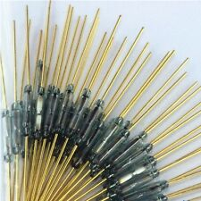 5PCS Normal Open Reed Switch Magnetic Reed Switch Glass Size 2*14MM Gold Plated