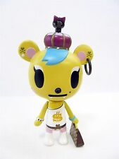 Tokidoki - SAVANNAH - Royal Pride vinyl figure by Simone Legno 2012 TKDK