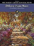 Debussy Piano Music (World's Great Classical Music), , Good Book