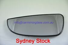 LEFT PASSENGER SIDE FIAT DUCATO 2007 ONWARD MIRROR GLASS WITH BASE (DEAD ANGLE )