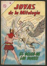 Joyas De La Mitologia Dioses Nº 10 Comic Spanish Mexican Novaro
