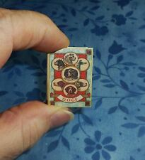 "Dollhouse Miniature Book ""BOOK OF DOGS""! Hardback Covered Coffee Table Book!"