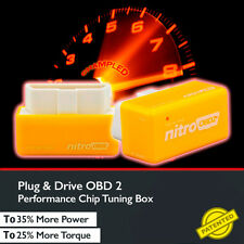 OBD 2 Power Box FOR CAR AUTO Chip Tuning ECU Remapping Remap Performance Upgrade