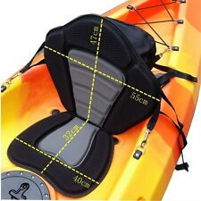Sit-on-Top Cushioned Kayak Padded Seat and Backrest