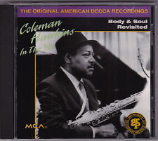 Coleman Hawkins In The 50s  - Body & Soul Revisited - CD (GRP Germany)