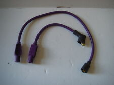 Taylor Purple Pro Spark plug leads for Harley-Davidson FLH 80-98 & XL 86-03