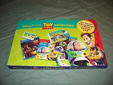 Disney Pixar Toy Story Collection Songs & Stories 3 Books 1 Cassette & 1 CD Set