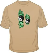 Ying Yang Dragon (double sided print) T Shirt You Choose Style/Size/Color 10098