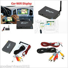 12V Vehicles Wifi Mirror Link Box Mirror Converter For Android iOS Miracast DLNA
