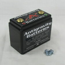 Antigravity Batteries AG802 6-Volt 8C Lithium Ion Small Case Motorcycle Battery