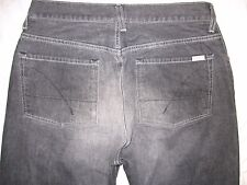 GUESS Jeans 33/32 Actual Size 33 X 31 faded Black Men's Jeans FREE SHIPPING