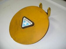 1969 Bombardier Skidoo Olympique 300 Snowmobile Fuel Gas Door Cap Cover Top