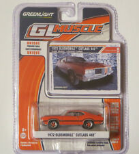 Greenlight 1:64 Muscle Series 11 - Oldsmobile Cutlass 442 Brand new