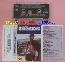 MC ENNIO MORRICONE Un'ora con 1993 italy REPLAY MUSIC RMK 2083 no cd lp* dvd vhs