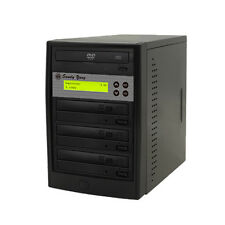 1-3 target 24X Burner SATA CD DVD Duplicator copier Duplication Tower