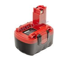 Akku für Bosch 2607335533 - 14,4V NICD 1500mAh