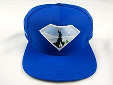 Diamond Supply Co blue New York Yacht Club snapback cap hat urban skate
