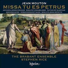 Jean Mouton: Missa Tu es Petrus (CD, May-2012, Hyperion)