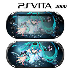 Vinyl Decal Skin Sticker for Sony PS Vita Slim 2000 Hatsune Miku