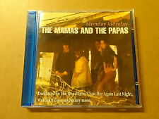 CD / THE MAMAS AND THE PAPAS: MONDAY MONDAY (ROTATION)