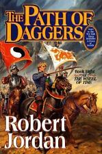 "HC-Robert Jordan: "" The Path of Daggers"" ."