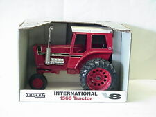 International 1568 V8 Tractor 4th in Series 1/16 Scale Die-cast Vehicle by Ertl