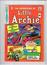 THE ADVENTURES OF LITTLE ARCHIE #35 1965 vintage comic