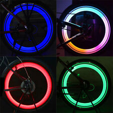 4XColors Set Safe Bike Bicycle Cycling Wheel Spoke Tire Wire Tyre LED Light Lamp