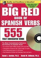 The Big Red Book of Spanish Verbs(Book wCD-ROM) (Big Book of Verbs)