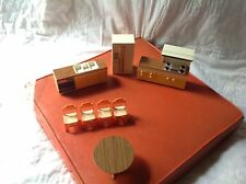 "Tomy/Japan/Smaller Doll House/Kitchen Set/1970""s/ Toy Furniture"