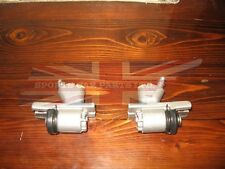Pair of New Rear Wheel Cylinders for Triumph Spitfire 1976-1980