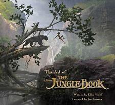 The Art of The Jungle Book, Wolff, Ellen