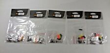 RC Logger Small Parts Set (For RC EYE 650) 89020RC (Set Of 5)