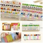 Hotsale 150 Page Cute Animal Sticker Bookmark Marker Memo Index Tab Sticky Notes