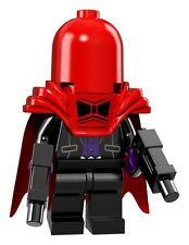 (NEW) The LEGO Batman Movie Minifigures - 11# Red Hood - split from packet