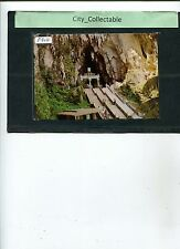 P804 # MALAYSIA USED PICTURE POST CARD * BATU CAVE, KL