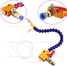 Fine Mist Coolant Lubrication Spray System For 8mm Air Pipe CNC Lathe Mill Drill