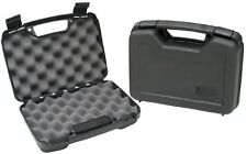 "MTM Case Gard HANDGUN STORAGE CASE 809 LARGE 6"" DOUBLE PISTOL BOX"