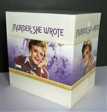 Brand New! MURDER, SHE WROTE Complete TV Series DVD Boxed Set 63 discs SEALED