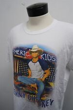 NEW! Kenny Chesney American Kids Country Music Concert t-shirt XL mens S/S#2855
