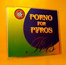 MAXI Single CD Porno For Pyros Pets 3TR 1993 Alternative, Indie Rock