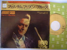 JOHNNY CASH FOLSOM PRISON BLUES / 7INCH GOLD DISC ISSUE