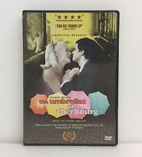 The Umbrellas of Cherbourg (DVD, 1997) RARE OOP Excellent Condition 1N