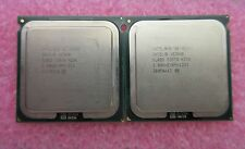Matched pair of Intel Xeon x5365 3 GHz 4-core procesador socket 771 slaed CPU