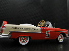 Rare 1955 Chevy Pedal Car Vintage BelAir Hot Rod Sport Custom Midget Show Model
